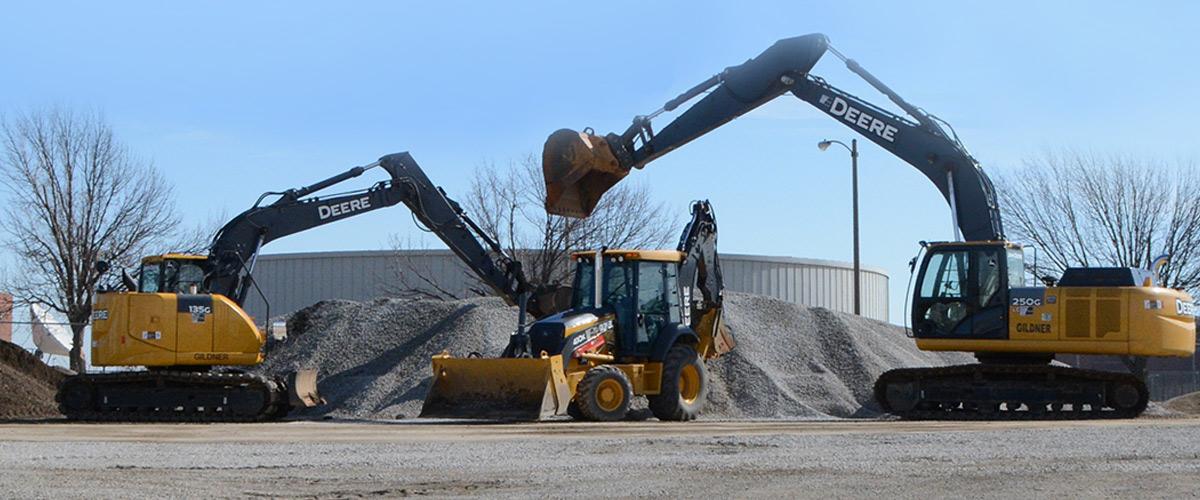 Gildner Excavating Bloomington Illinois